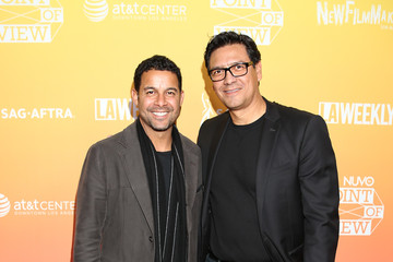 "Jon Huertas NUVOtv's ""NUVO Point of View: The Emerging Latino Filmmakers"" Screening At The NewFilmmakers LA Film Festival"