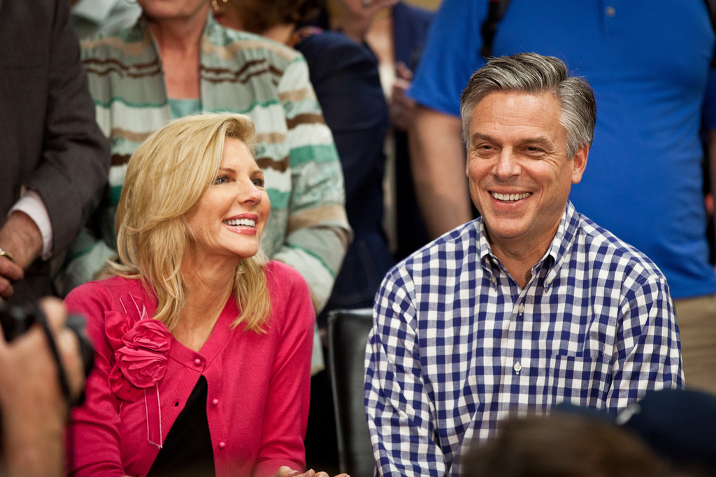 Huntsman supports gay marriage
