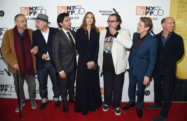 56th New York Film Festival - 'At Eternity's Gate' - Arrivals