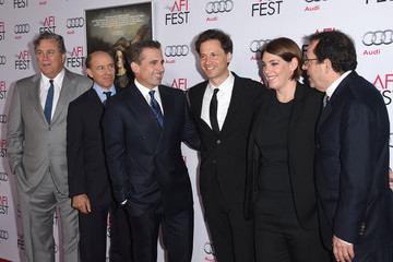 Jon Kilik Steve Carell 'Foxcatcher' Premieres in Hollywood — Part 2