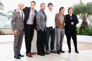 Jon Kilik Steve Carell 'Foxcatcher' Premieres at Cannes
