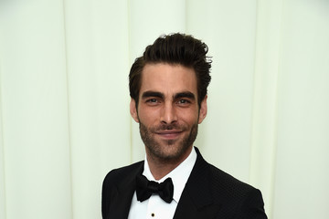 Jon Kortajarena 26th Annual Elton John AIDS Foundation Academy Awards Viewing Party sponsored by Bulgari, celebrating EJAF and the 90th Academy Awards - Red Carpet