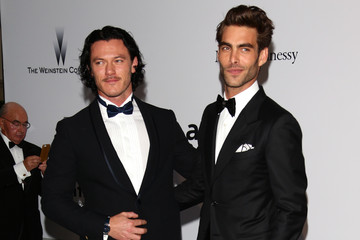 Jon Kortajarena Arrivals at the Cinema Against AIDS Gala