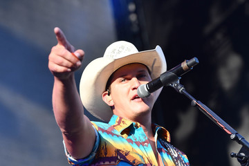 Jon Pardi Luke Bryan Performs At Dodger Stadium