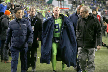 Jon Ryan Los Angeles Rams v Seattle Seahawks