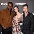 Jon Seda Entertainment Weekly & People New York Upfronts Party 2018 - Arrivals