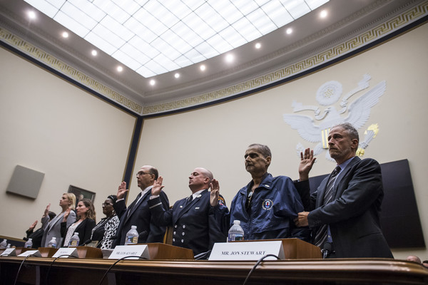 Former 'Daily Show' Host Jon Stewart Testifies On Need To Reauthorize The September 11th Victim Compensation Fund