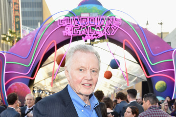 """Jon Voight Premiere Of Disney And Marvel's """"Guardians Of The Galaxy Vol. 2"""" - Red Carpet"""