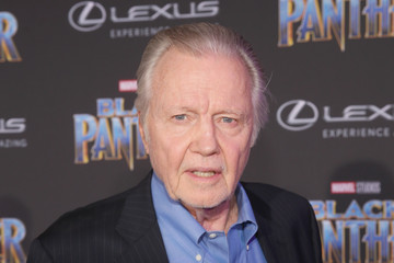 Jon Voight The Los Angeles World Premiere of Marvel Studios' 'Black Panther'