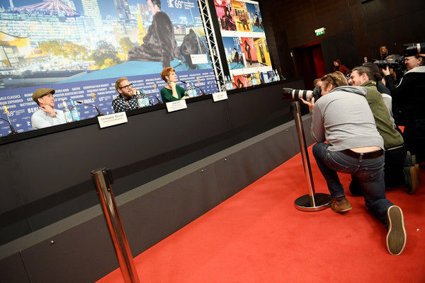 'Mid 90's' Press Conference - 69th Berlinale International Film Festival