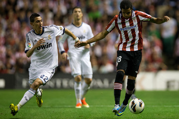 Jonas Ramalho Athletic Club v Real Madrid CF