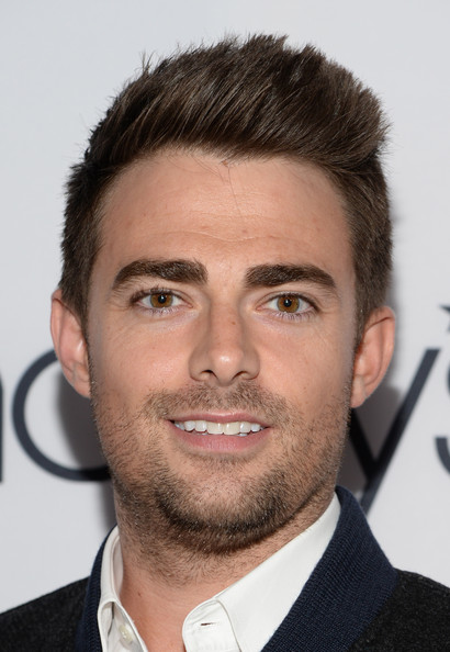 jonathan bennett and his girlfriend
