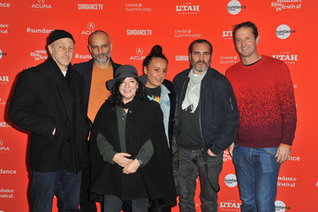 Jonathan Ames 2018 Sundance Film Festival - 'You Were Never Really Here' Premiere
