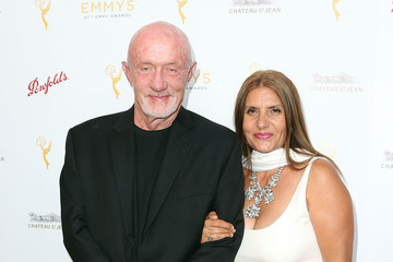 Jonathan Banks Gennera Banks Television Academy's Performers Peer Group Hold Cocktail Reception to Celebrate 67th Emmy Awards