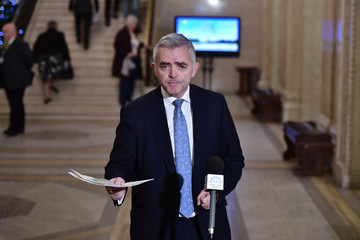 Jonathan Bell Stormont Is Recalled For 'Cash For Ash' Crisis Talks