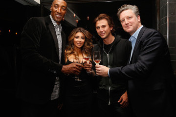 Jonathan Cheban Haute Living NY And Louis XIII Cognac Collectors Dinner In Honor Of NBA All Star Weekend 2015