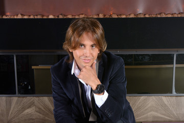 Jonathan Cheban Jonathan Cheban Resident Magazine Photo Shoot