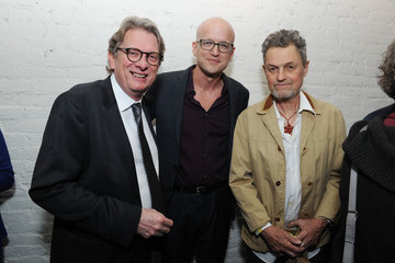 Jonathan Demme Kerry Brougher The Academy Museum Presents the 25th Anniversary Event of 'Silence of the Lambs'