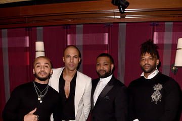 Jonathan Gill Marvin Humes Sony BRITs After-Party