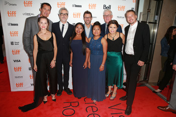 Jonathan King 'Roma' Red Carpet Premiere - TIFF 2018 - Toronto, ON