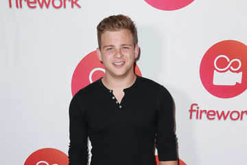 Jonathan Lipnicki Loop Now Technologies And Two Bit Circus Celebrate The Launch Of Firework Mobile App