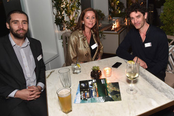 Jonathan Moody BFC UK Film & TV Week Industry Reception