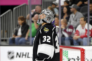 Jonathan Quick Colorado Avalanche v Los Angeles Kings