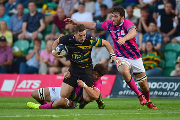 Jonathan Ross Northampton Saints v Stade Francais - Champions Cup Playoff Final