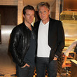 Max Beesley Jonathan Saunders Official After Party: -LFW Spring/Summer 2012