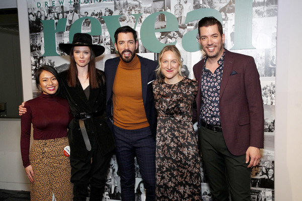Drew And Jonathan Scott Celebrate New Meredith Corporation Lifestyle Publication Reveal