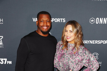 Jonathan Stewart VaynerSports x ONE37pm Emerging Kings Party - Arrivals