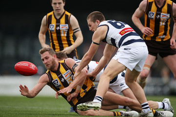 Jonathan VFL Semi Final - Geelong vs. Box Hill