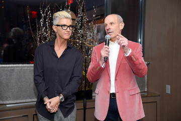 Jonathan Tisch 'Two Turns From Zero' Book Launch Event