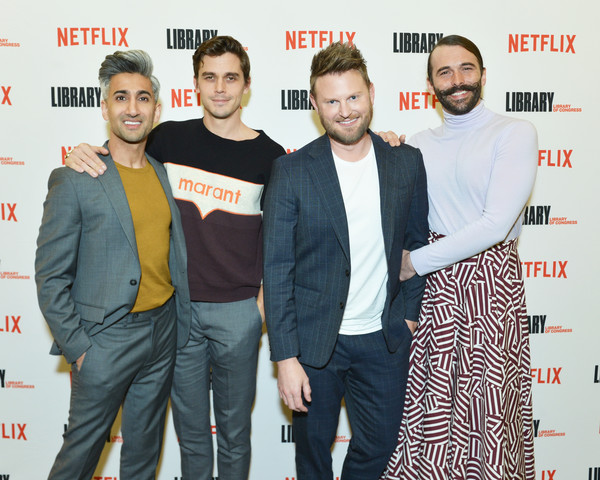 """Queer Eye"" Panel In DC"