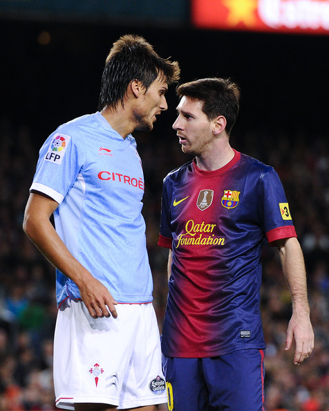 Celta Vigo Vs Barcelona Direct: Jonathan Vila Photos Photos