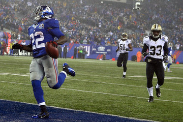 Jonathan Vilma New Orleans Saints v New York Giants