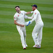 Jonny Bairstow England v India: Specsavers 5th Test - Day Five