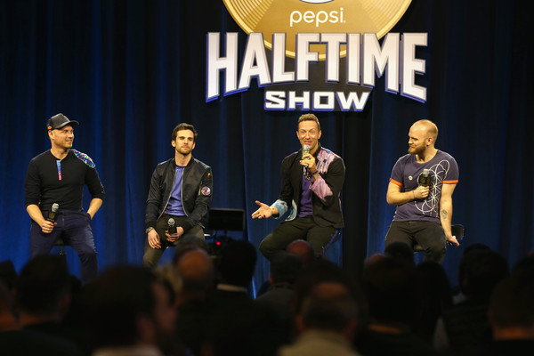 Pepsi Super Bowl Halftime Press Conference