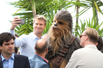 Joonas Suotamo 'Solo: A Star Wars Story' Photocall - The 71st Annual Cannes Film Festival