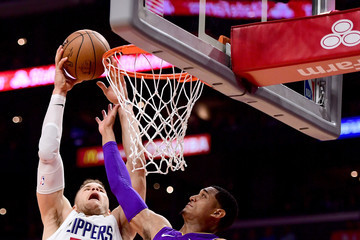 Jordan Clarkson Los Angeles Lakers v Los Angeles Clippers