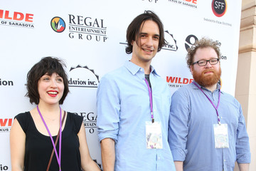 Jordan Clifford 2014 Sarasota Film Festival - Day 9 - Red Carpet For The 2014 Filmmaker Tribute Awards