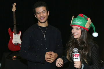 Jordan Fisher Z100 & Coca-Cola All Access Lounge At Hammerstein Ballroom - ARRIVALS