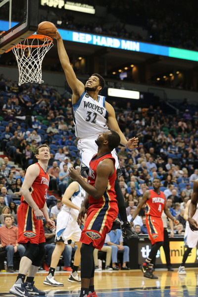 Jordan Hamilton Karl Anthony Towns Jordan Hamilton Photos