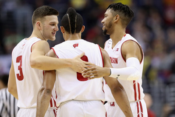 Jordan Hill Big Ten Basketball Tournament - Quarterfinals
