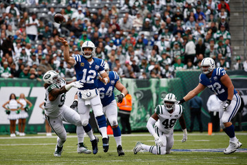 Jordan Jenkins Indianapolis Colts vs. New York Jets