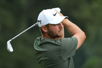 Jordan Smith Tshwane Open - Day Two