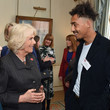 Jordan Stephens The Duchess Of Cornwall Hosts A Reception For 'WOW - Women Of The World Festival'