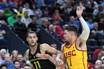 Jordan Usher Pac-12 Basketball Tournament - Semifinals