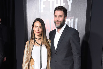 Jordana Brewster Andrew Form 'A Quiet Place' New York Premiere