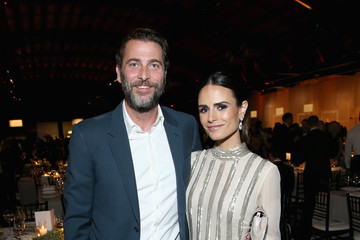 Jordana Brewster Andrew Form Paul Mitchell Presents the 2017 Baby2Baby Gala - Inside